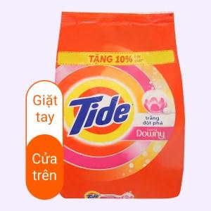 Bột giặt Tide trắng đột phá hương Downy 650g