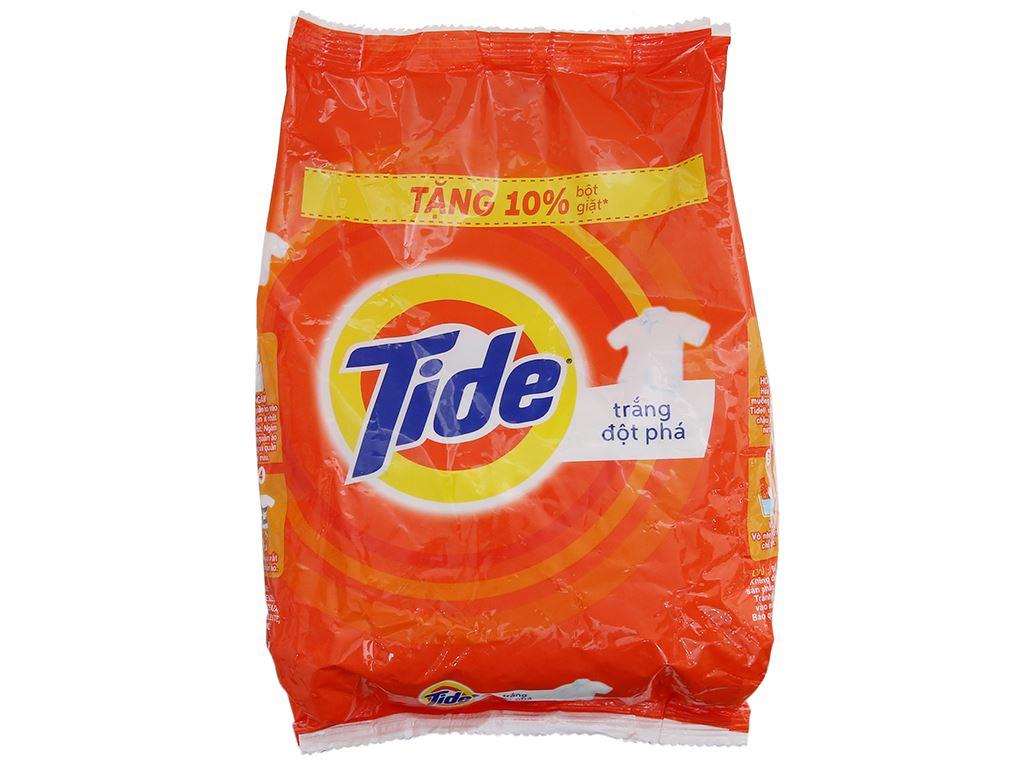 Bột giặt Tide trắng đột phá 800g 2