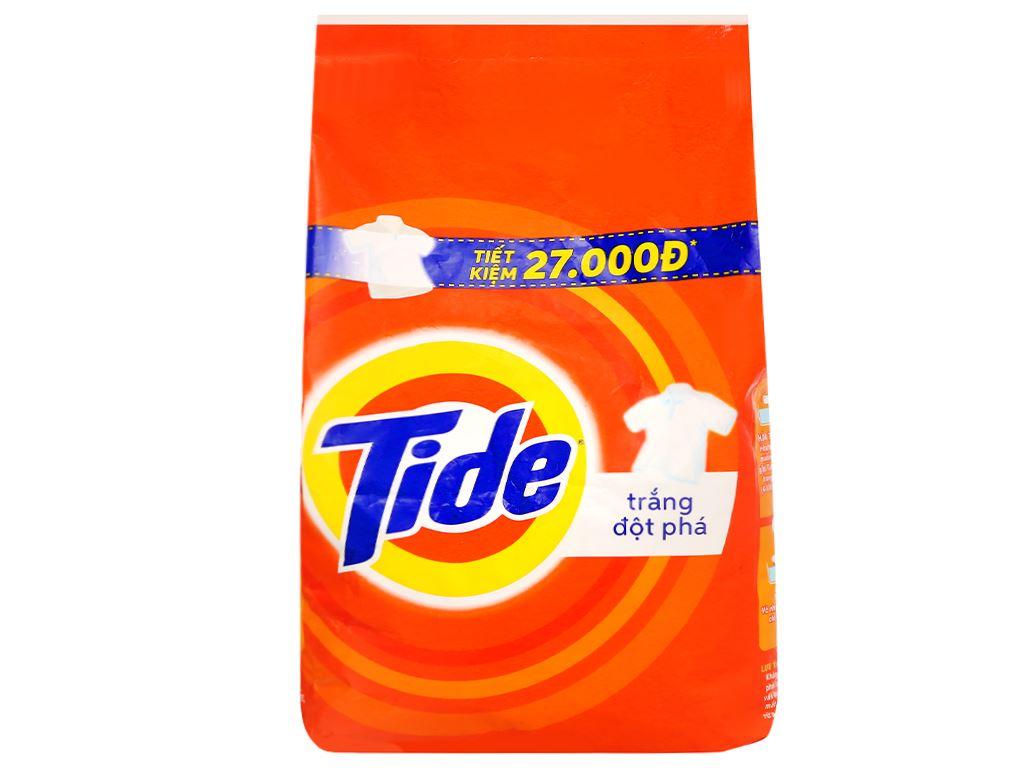 Bột giặt Tide trắng đột phá 4.1kg 2
