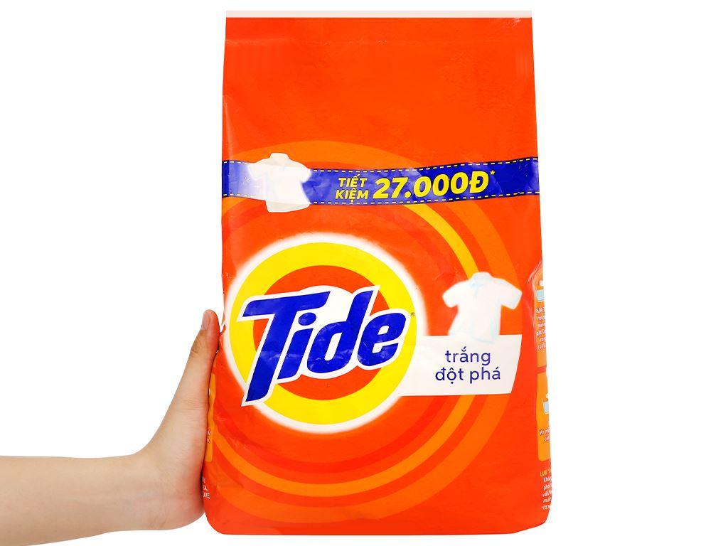 Bột giặt Tide trắng đột phá 4.1kg 7