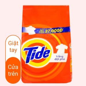 Bột giặt Tide trắng đột phá 4.1kg