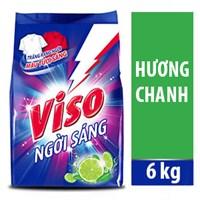 Bột giặt Viso Ngời sáng hương Chanh 6kg