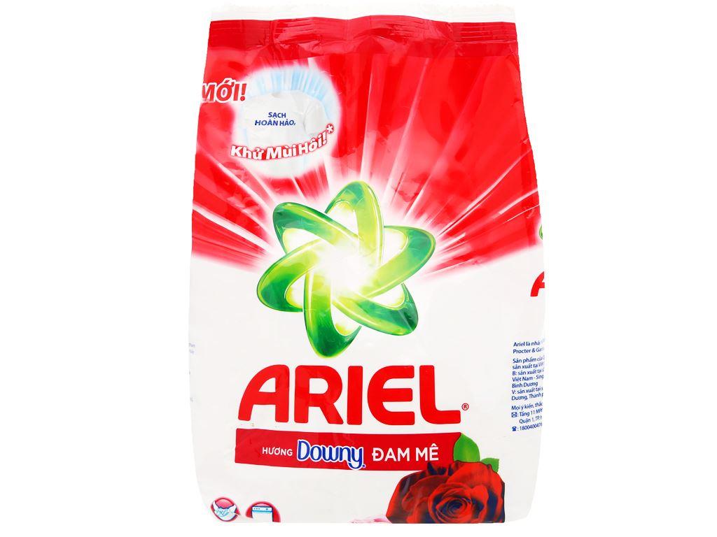 Bột giặt Ariel hương Downy đam mê 650g 1