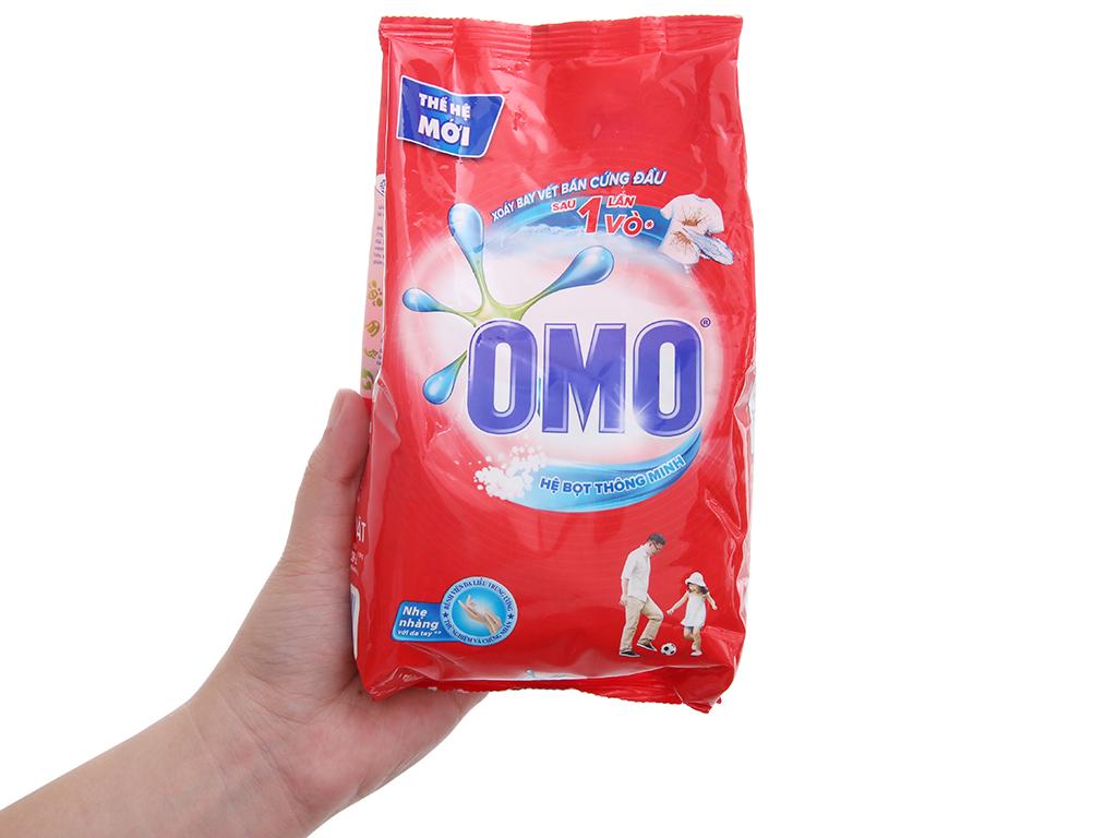 Bột giặt OMO Sạch cực nhanh 400g 4