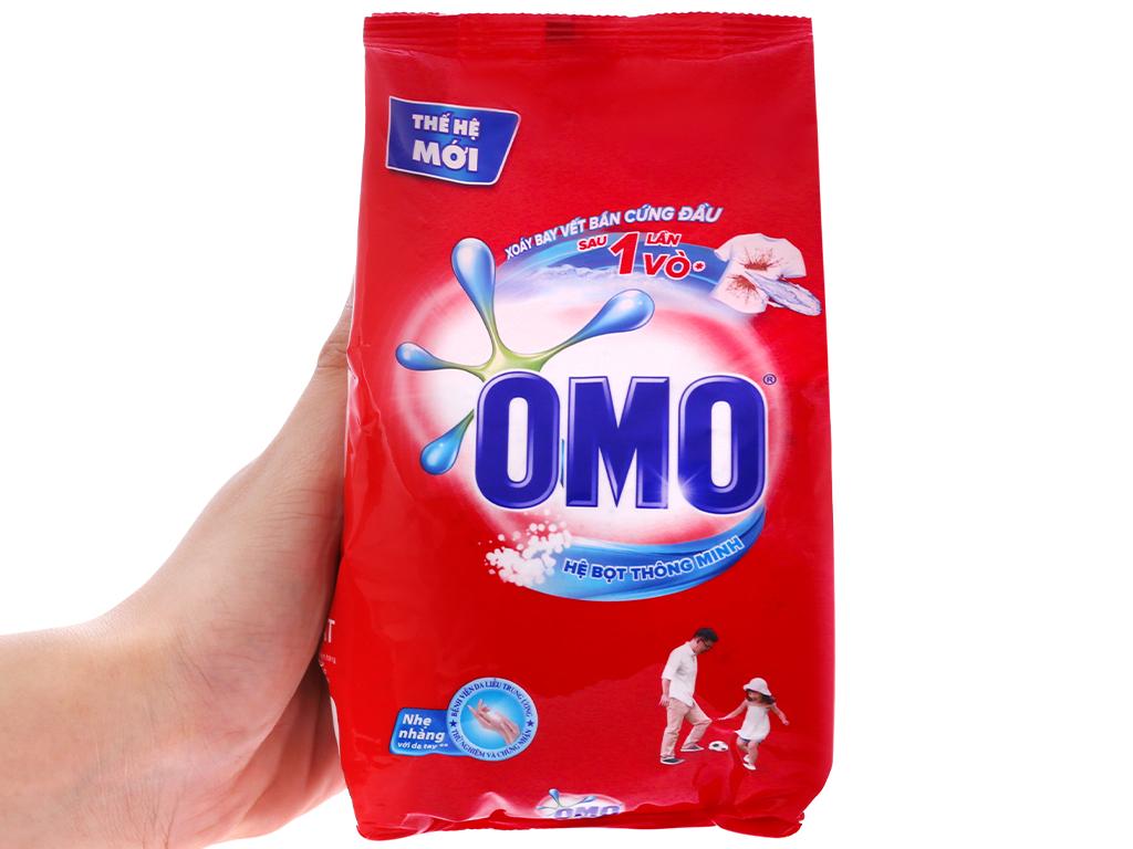 Bột giặt OMO Sạch cực nhanh 400g 6