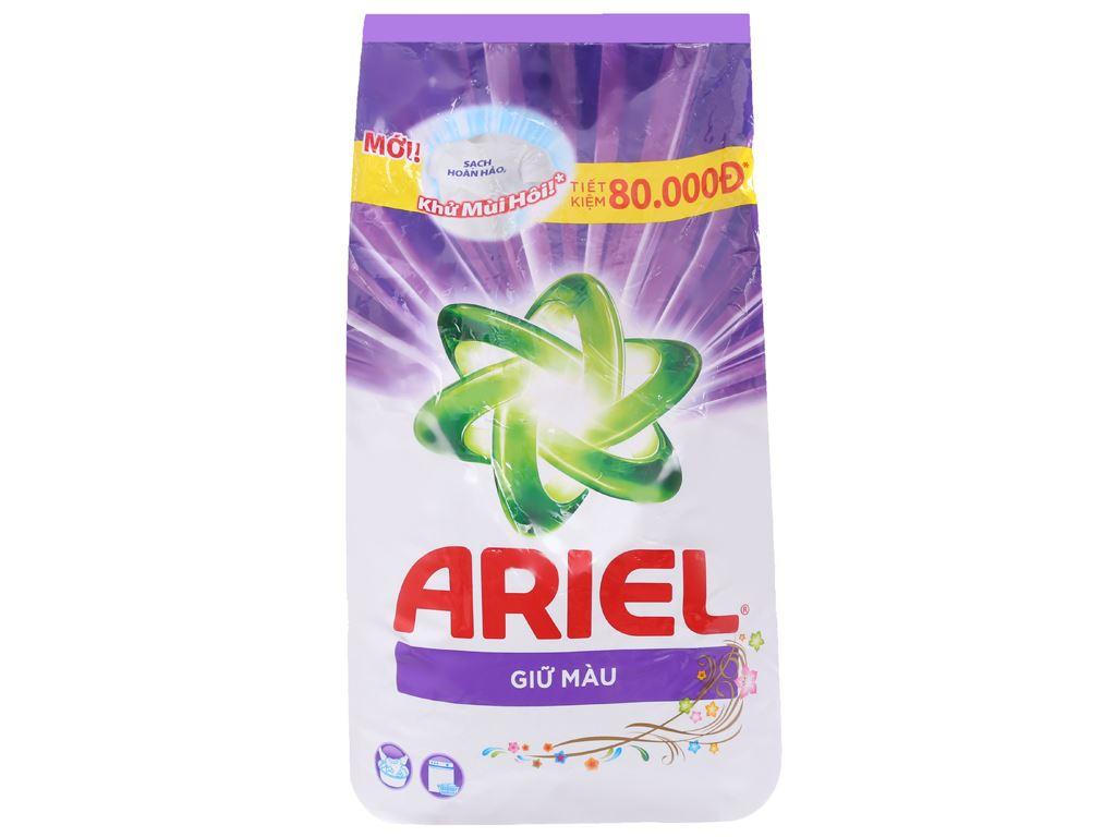 Bột giặt Ariel giữ màu 5.5kg 1