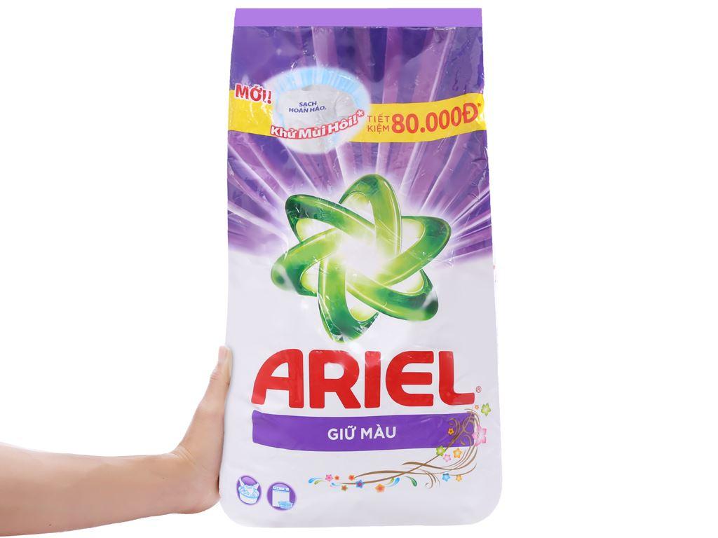Bột giặt Ariel giữ màu 5.5kg 3