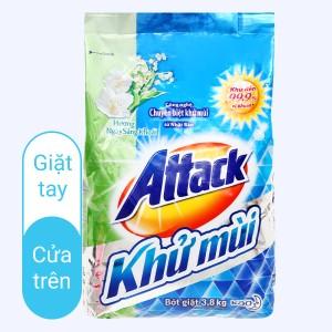 Attack khử mùi hương ngày sảng khoái 3.8kg