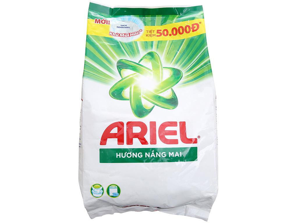 Bột giặt Ariel hương nắng mai 4.1kg 2