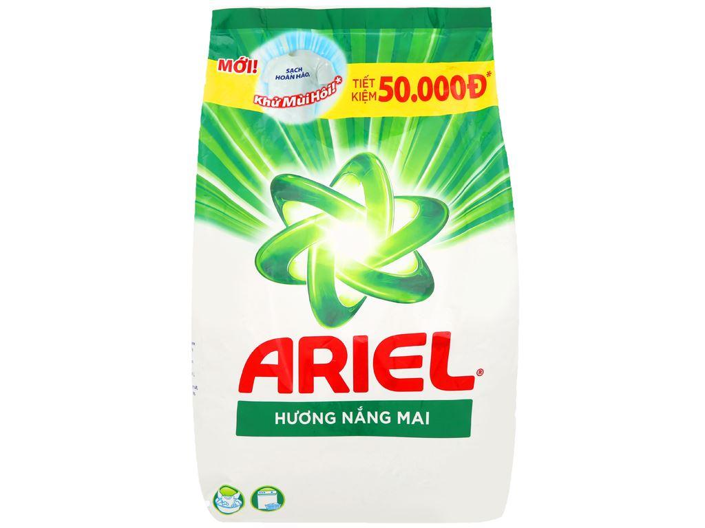 Bột giặt Ariel hương nắng mai 4.1kg 1