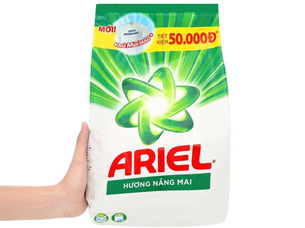 Bột giặt Ariel hương nắng mai 4.1kg 6