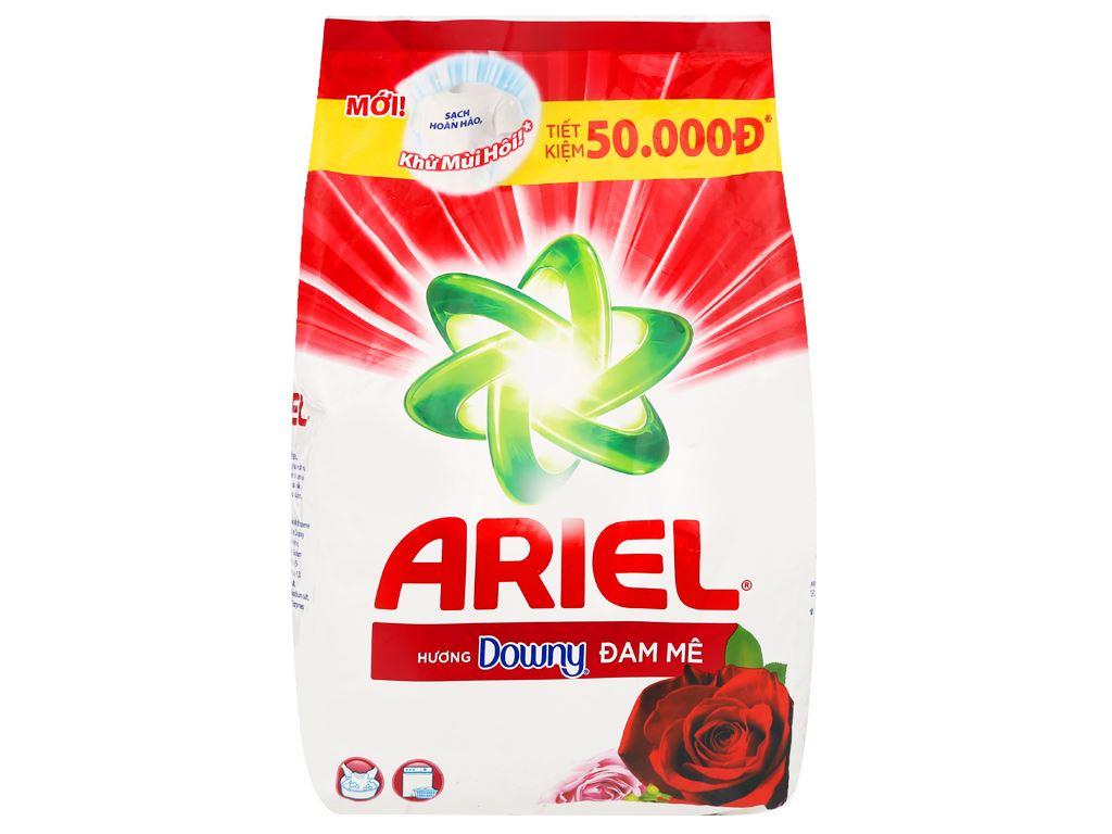 Bột giặt Ariel hương Downy đam mê 3.8kg 1