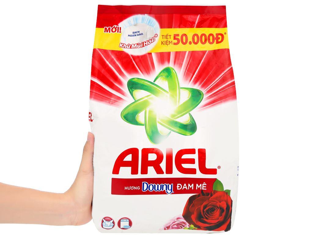 Bột giặt Ariel hương Downy đam mê 3.8kg 5