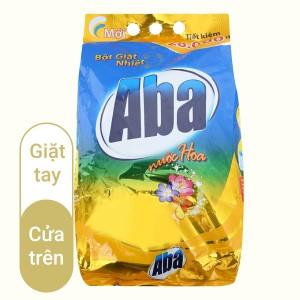 Bột giặt nhiệt Aba hương nước hoa 4.1kg