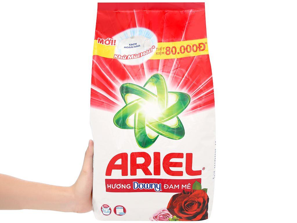 Bột giặt Ariel hương Downy đam mê 5kg 6