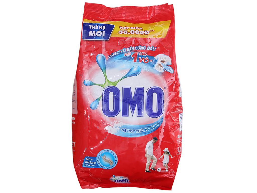 Bột giặt OMO Sạch cực nhanh 3kg 2