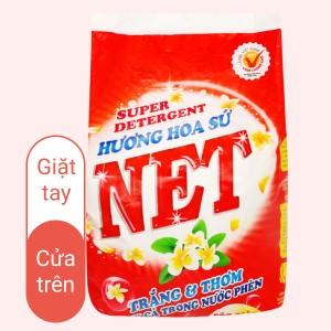 Bột giặt NET hương hoa sứ 2.4kg