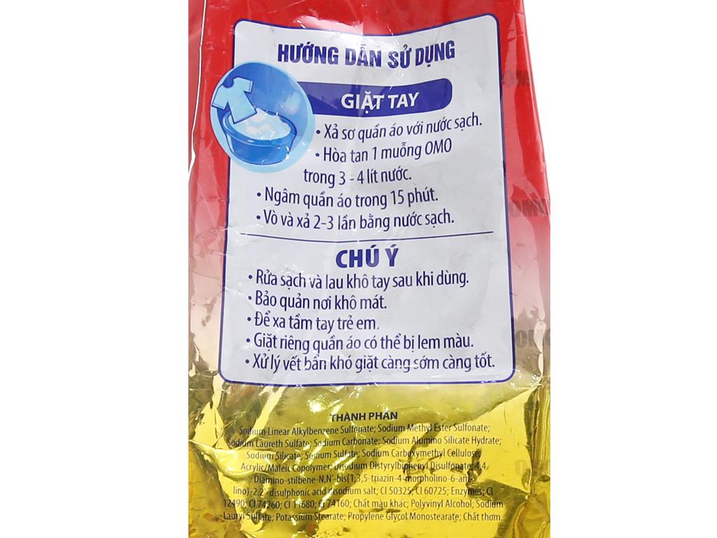 Bột giặt OMO Comfort Tinh dầu thơm nồng nàn 2.7kg 4
