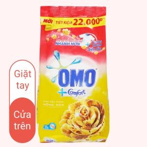 Bột giặt OMO Comfort tinh dầu thơm nồng nàn 2.7kg