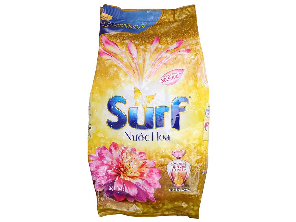 Bột giặt Surf hương nước hoa duyên dáng 5.5kg 2