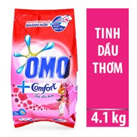Bột giặt Omo hương Comfort diệu kỳ 4.1kg