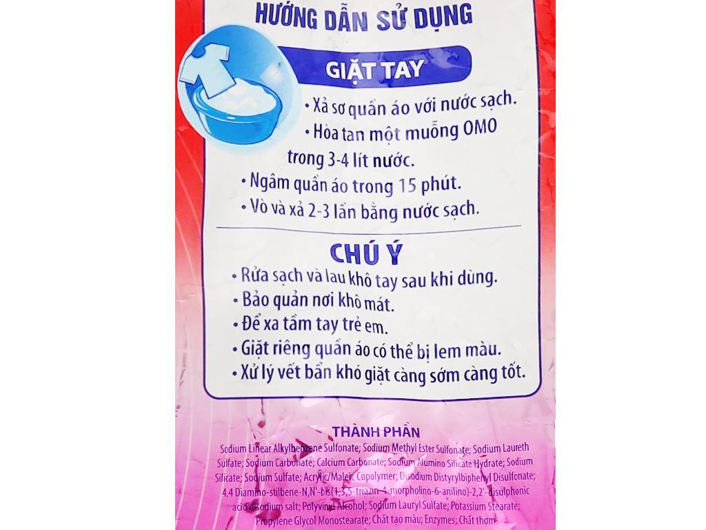 Bột giặt OMO Comfort tinh dầu thơm ngất ngây 4.1kg 3