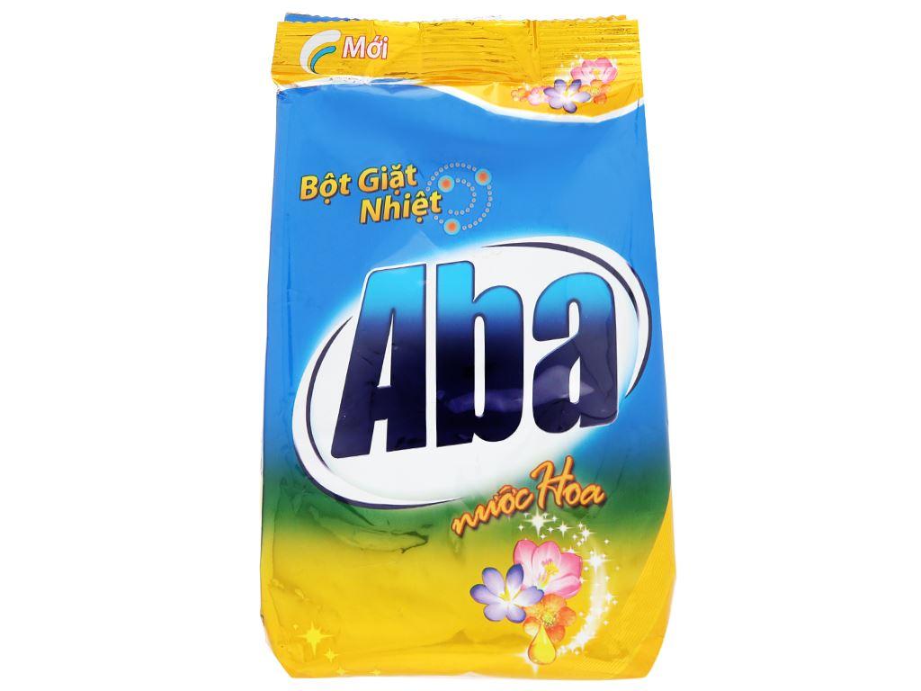 Bột giặt nhiệt Aba hương nước hoa 720g 1