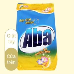 Bột giặt nhiệt Aba hương nước hoa 720g
