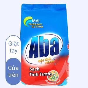 Bột giặt nhiệt Aba sạch tinh tươm 400g
