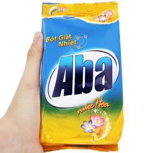 Bột giặt nhiệt Aba hương nước hoa 360g