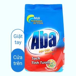 Bột giặt nhiệt Aba sạch tinh tươm 800g