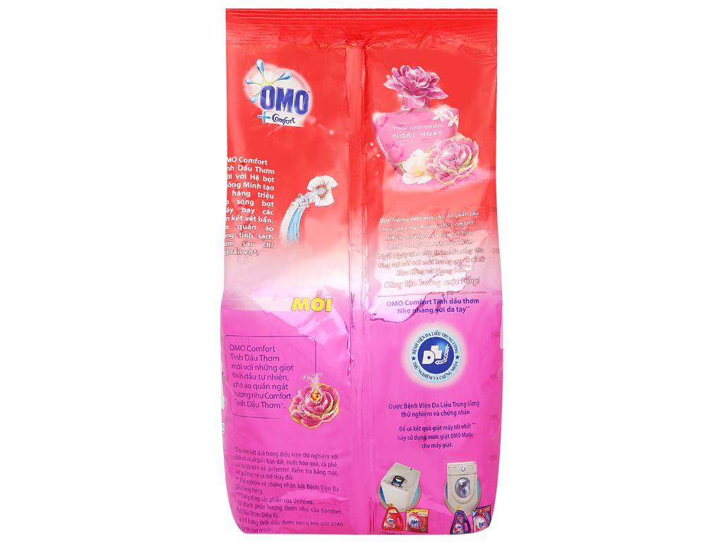 Bột giặt OMO Comfort tinh dầu thơm ngất ngây 5.5kg 2