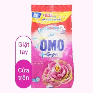 Bột giặt OMO Comfort tinh dầu thơm ngất ngây 2.7kg