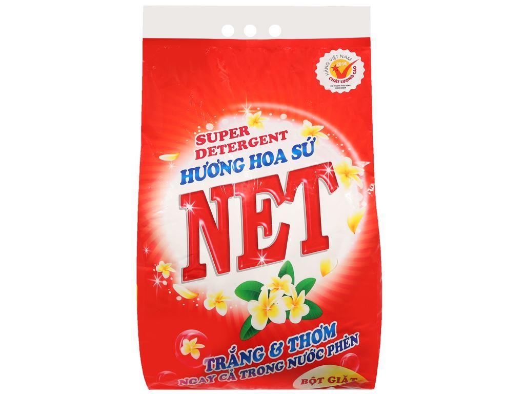 Bột giặt NET hương hoa sứ 6kg 1
