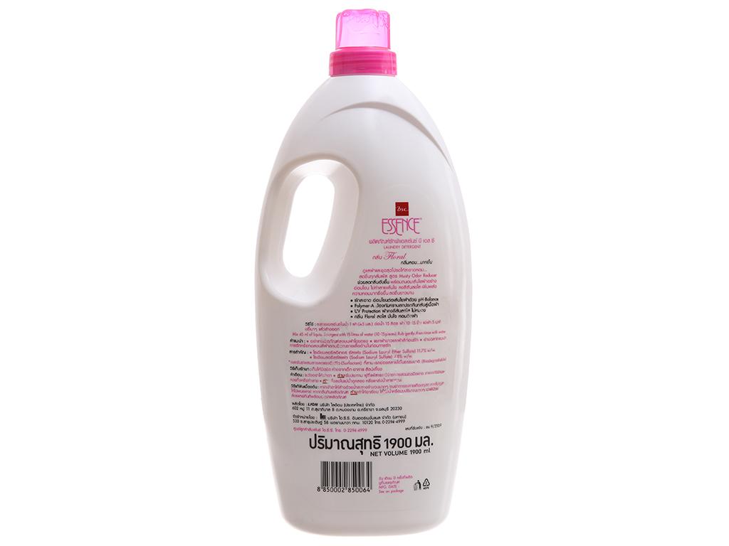 Nước giặt Essence hương floral 1.9 lít 3