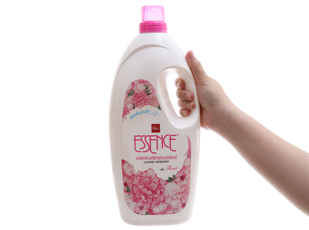 Nước giặt Essence hương floral 1.9 lít 4