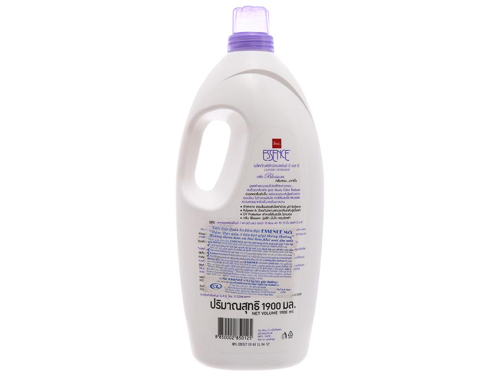 Nước giặt Essence hương Blossom chai 1.9 lít 3