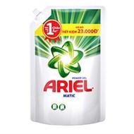 Nước giặt Ariel Matic Đậm đặc túi 1,4kg