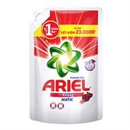 Nước giặt Ariel Matic Đậm đặc hương Downy túi 1,4kg