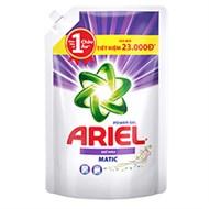 Nước giặt Ariel Matic Đậm đặc Giữ màu túi 1,4kg
