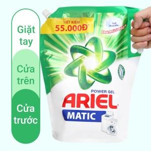 Nước giặt Ariel Matic túi 2.3 lít