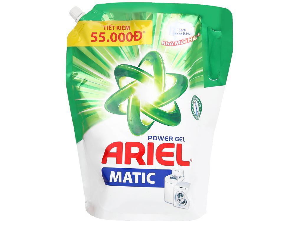 Nước giặt Ariel Matic 2.3 lít 1