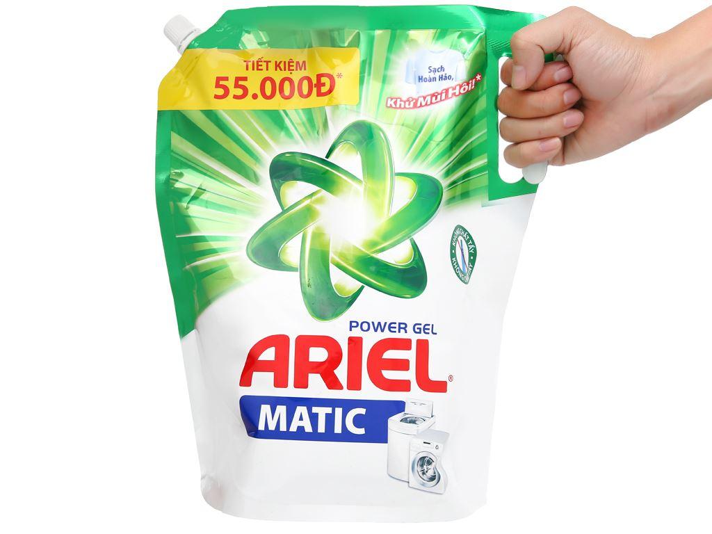 Nước giặt Ariel Matic 2.3 lít 5