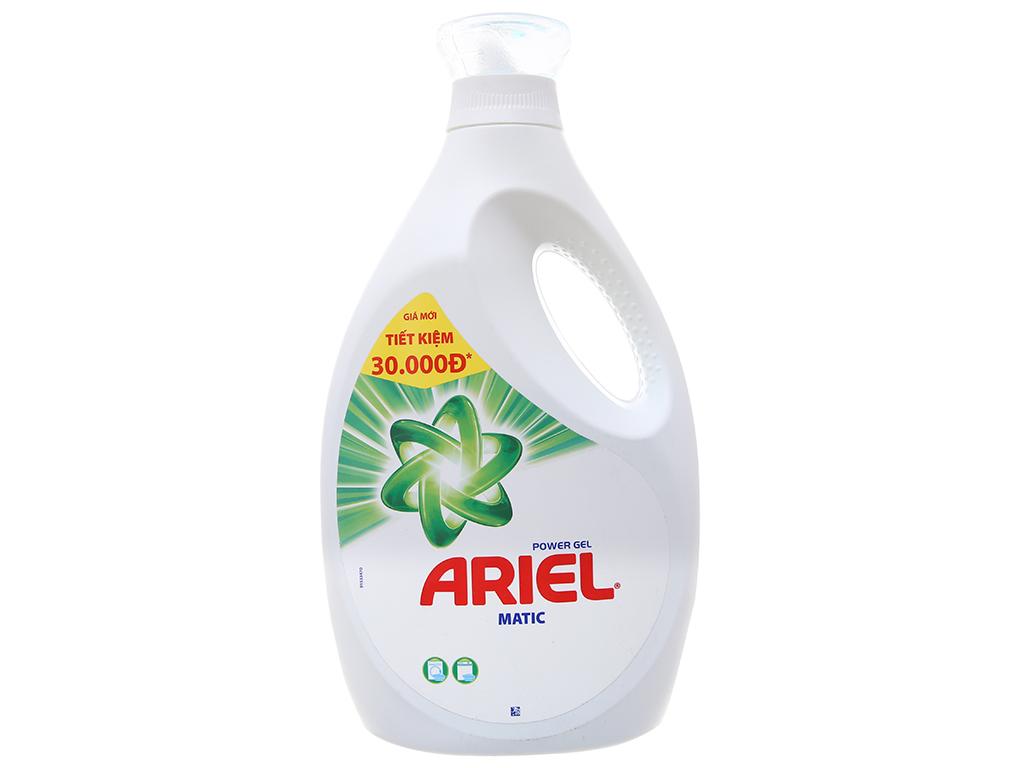 Nước giặt Ariel Matic chai 2.3 lít 2