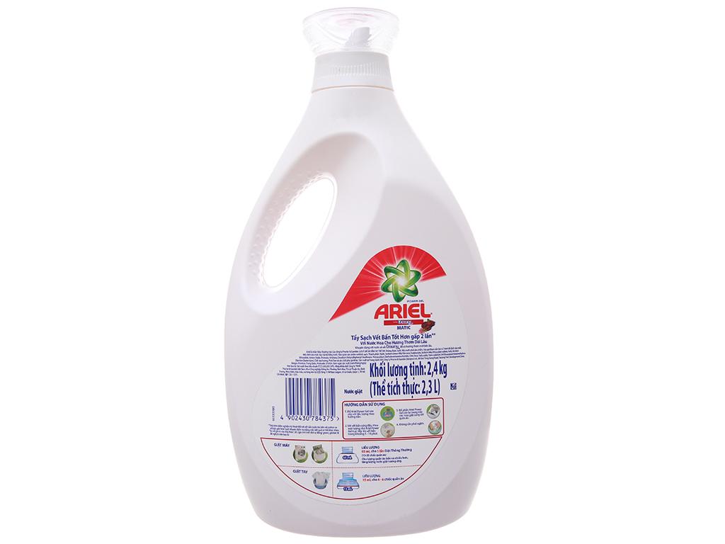 Nước giặt Ariel Matic hương Downy chai 2.3 lít 3