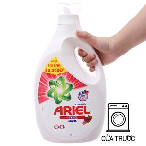 Nước giặt Ariel Matic hương Downy chai 2.3 lít