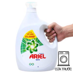Nước giặt Ariel Matic chai 3.64 lít