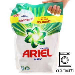 Nước giặt Ariel Matic túi 3.5 lít
