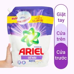 Nước giặt Ariel Matic giữ màu 2 lít