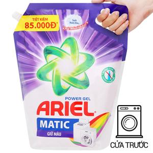 Nước giặt Ariel Matic giữ màu túi 3.1 lít